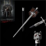 Game of Thrones   Dire wolf sword