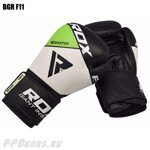 BOXING GLOVES REX F11 GREEN-12oz