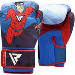 BOXING GLOVES JUNIOR JBS-9 BLUE