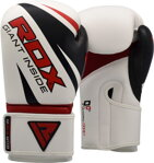BOXING GLOVES REX F10 WHITE-12oz