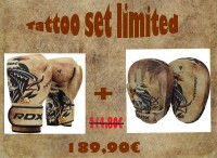 RDX Tattoo set Limited