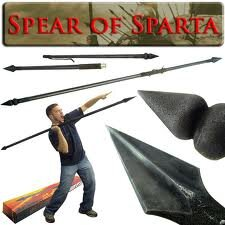 SPEAR of SPARTA