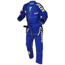 BRAZILIAN JIU-JITSU SUIT BLUE