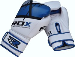 BOXING GLOVE BGR-F7 BLUE