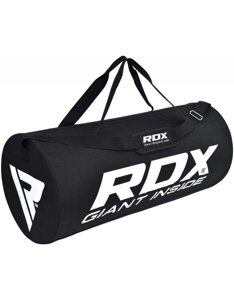 GYM KIT BAG RDX BLACK