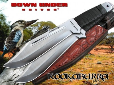 Kookaburra™ - by Down Under Knives