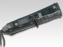 Bayonet SG2000 with wire cutter