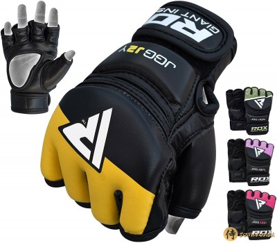 RDX J2 Kids MMA Grappling Gloves
