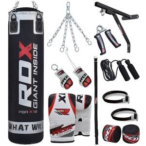 17PC NEW PUNCH BAG BLACK